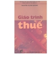Giáo Trình Thuế - Nguyễn Xuân Quảng