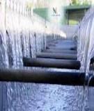 Xử lý nước cấp chương 1 : Những khái niệm cơ bản về hệ thống cấp nước - ThS. Lâm Vĩnh Sơn