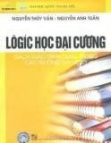 Giáo trình Lôgíc học đại cương - Nguyễn Thúy Vân, Nguyễn Anh Tuấn