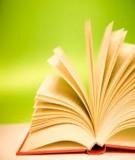 Giáo trình toán cao cấp C2 Cao đẳng - ĐH Công nghiệp Tp. HCM