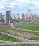 Quy hoạch sử dụng đất đai theo hệ thống của FAO (1993)