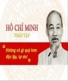 Tập 1 Toàn tập Hồ Chí Minh