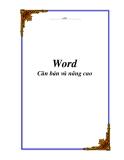 Word - Căn bản và nâng cao