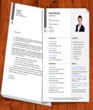 Hướng dẫn viết CV bằng tiếng Anh