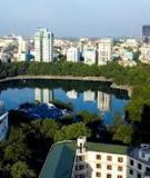 Quy hoạch chung thủ đô Hà Nội đến 2030 và tầm nhìn đến năm 2050