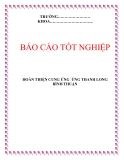 Luận văn - Hoàn thiện chuỗi cung ứng mặt hàng thanh long Bình Thuận