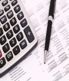 Hệ thống tài khoản kế toán các tổ chức tín dụng Việt Nam