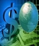 Bài thi môn kinh tế quốc tế (Chương trình 45 tiết) - Đề số 4