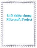 Giới thiệu chung Microsoft Project