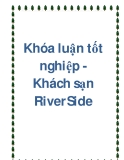 Khóa luận tốt nghiệp - Khách sạn RiverSide