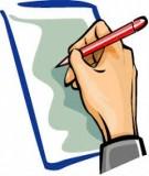 Hướng dẫn cách viết một bài tập tâm lý giáo dục - ThS. Bùi Hữu Mô