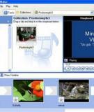 Cắt và ráp phim với Windows Movie Maker