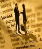 Giáo trình Tài chính doanh nghiệp -  Chương 1