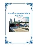 Vấn đề an ninh cho hầm ở Việt Nam
