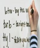 Một số chữ viết tắt trong tiếng Anh thương mại