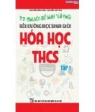 Chuyên đề bồi dưỡng học sinh giỏi Hóa - THCS
