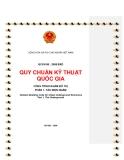 Quy chuẩn kỹ thuật quốc qia - quy chuẩn công trình ngầm đô thị