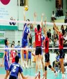 Thể thao đồng đội – Môn Bóng chuyền