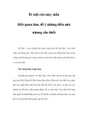 Bí mật của may mắn - Phần 8