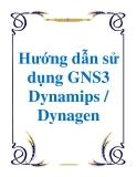 Hướng dẫn sử dụng GNS3 Dynamips / Dynagen