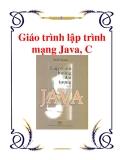 Giáo trình lập trình mạng Java, C