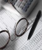 Bài giảng về tài chính tiền tệ