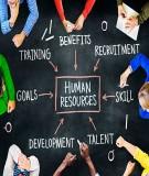 Lý do bạn chọn nghề quản lý nhân sự