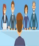 Kỹ năng làm việc và cách trả lời phỏng vấn khi bạn xin việc