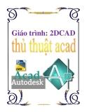 Giáo trình: 2DCAD