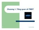 Giáo trình Thương Mại Điện Tử - Đại học Mở TP. HCM