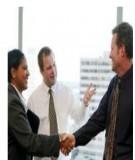 Tìm kiếm khách hàng qua mối quan hệ kinh doanh