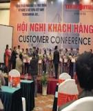 Làm thế nào để tổ chức một hội nghị bán hàng thoải mái
