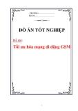 Đồ án: Tối ưa hóa mạng di động GSM
