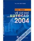 Đề cương bài giảng môn học autocad (CAD)