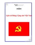 Lịch sử Việt Nam - Đảng Cộng sản