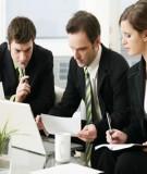 Nguyên tắc làm việc nhóm hiệu quả