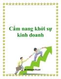 Cẩm nang khởi sự kinh doanh thành công - Phan Văn Lượng