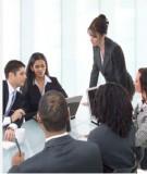 Kinh nghiệm quản lý: Uyển chuyển khi quản lý nhân viên
