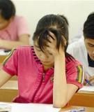 Đề thi thử đại học môn toán năm 2011 lần thứ 1