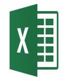 Giáo trình Excel