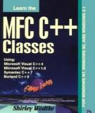 Learn the MFC C++ Classes