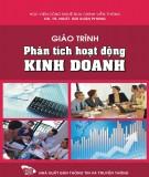 Giáo trình Phân tích họat động kinh doanh - Phần II - PGS.TS. Trương Bá Thanh