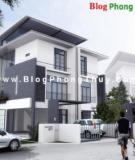 Kiến trúc nhà theo phong thủy