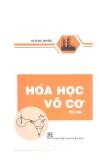 Ebook Hóa học vô cơ (tập 2) - NXB Giáo dục