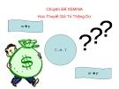 Báo cáo: Học thuyết giá trị thặng dư