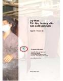 Dự thảo Tài liệ hướng dẫn Sản xuất sạch hơn - Ngành: Thuộc da