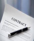 Tài liệu Hợp đồng thương mại