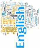Tài liệu Từ vựng cần thiết để phân  tích tốt đề bài essay
