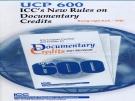Nội dung so sánh phân tích về UCP 600