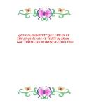 QCVN 16:2010/BTTTT QUY CHUẨN KỸ THUẬT QUỐC GIA VỀ THIẾT BỊ TRẠM GỐC THÔNG TIN DI ĐỘNG W-CDMA FDD